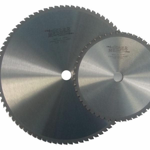 ТСТ диски для резки металла с твердосплавными сегментами